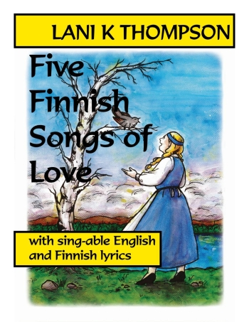 picture of Five Finnish Songs of Love